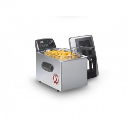 TURBO SF® 4571 Turbo SF Fryer + Frituur reiniger  Fritel