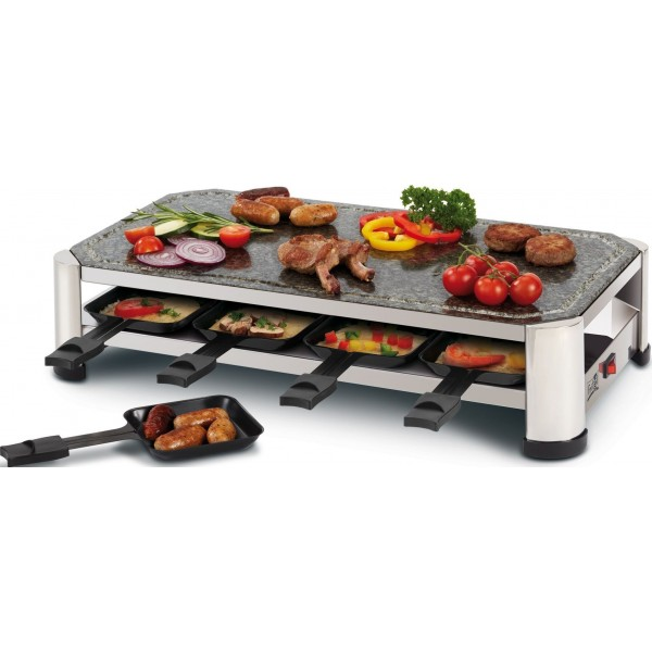 SG 2180 Stone Grill Raclette