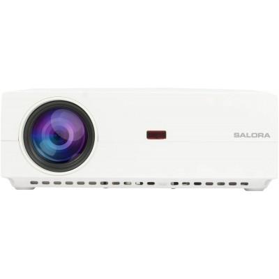 LED Beamer Full HD 4200 lumenwit  Salora