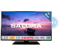 "24""/61cm LED TV HD DVDzwart"