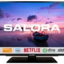 "32HSB6502 32""/81 cm HD SMART LED TV zwart  Salora"