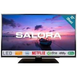 "32FSB6502 32""/81 cm Full HD SMART LED TV zwart  Salora"
