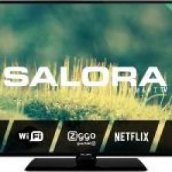 "43EUS2204 43""/109 cm SMART LED TV 4K zwart  Salora"