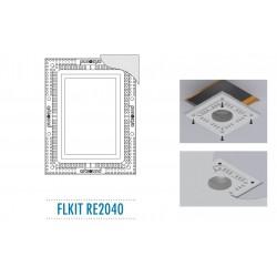 FLKIT RE2040 Flush mount kit voor RE2040 Art Sound