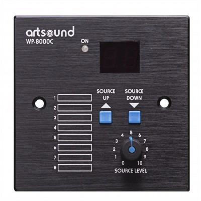 WP-8000C wandpaneel  Art Sound