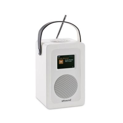 R4 Blanc Art Sound