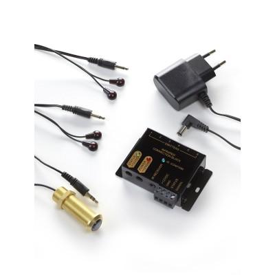 IR PRO FLUSH professionele flush mount IR kit 2x dual IR emitter  Art Sound