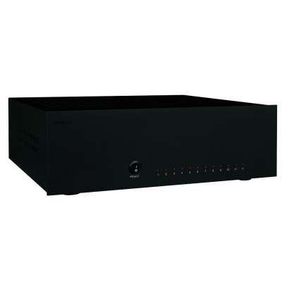 AMP1250 amplificateur multicanaux 12x50W noir Art Sound