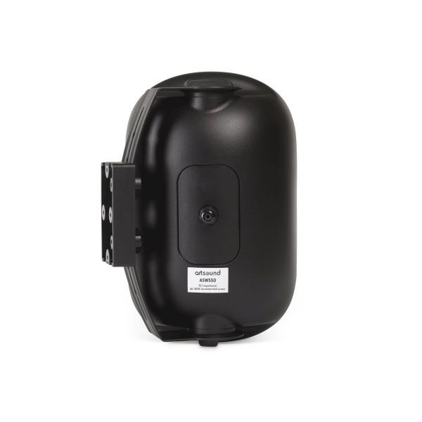 ASW550 waterproof 2-weg verstelbare beugel zwart (2pc) Art Sound