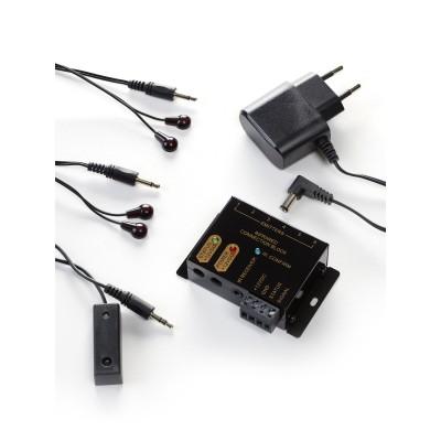 IR PRO MOUNT professionele IR kit opbouw 2x dual IR emitter  Art Sound