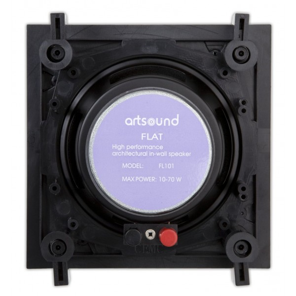 FL101 Wit Art Sound