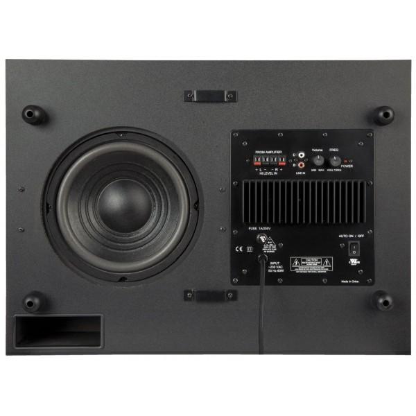 FL-A80 Zwart Art Sound