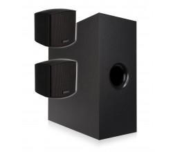 TUTTO2.1 2.1 set zwart Art Sound