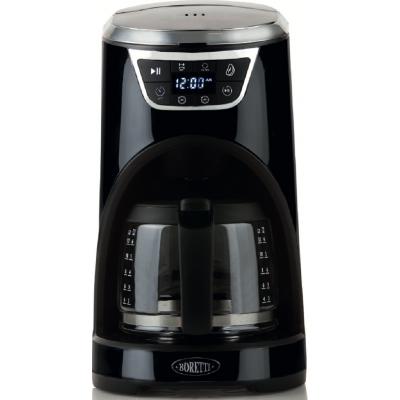 B410 Koffiezetapparaat zwart Boretti