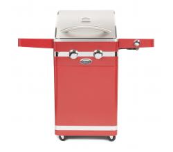 Bernini gasbarbecue rood Boretti