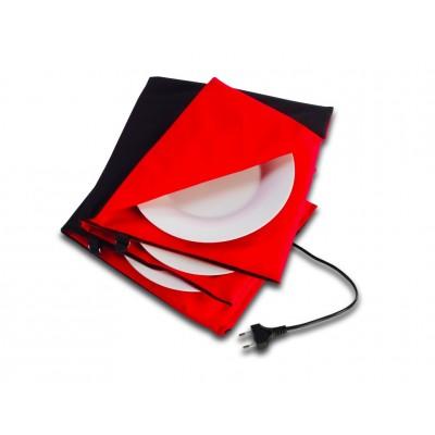 Bordenwarmer rood Solis