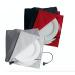 Bordenwarmer rood/antraciet Ø 32cm (Type 852) Solis