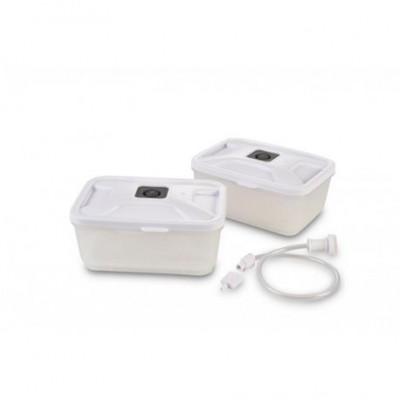 Vacuum Lunch Boxen (2 x 600 ml) Solis