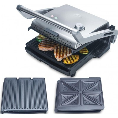 Grill & More + Sandwich (Type 7952) Solis