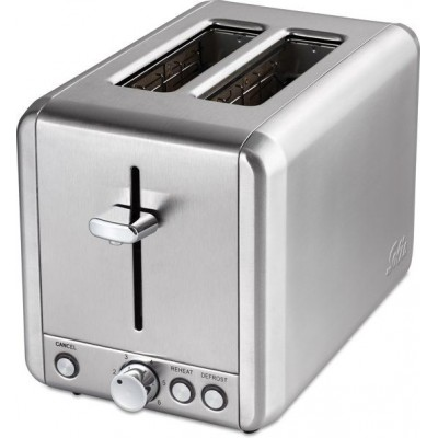 Toaster Steel (Type 8002) Solis