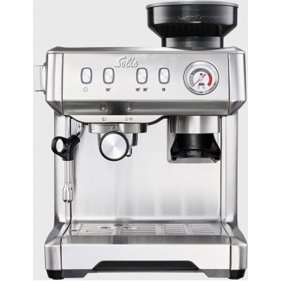 Grind & Infuse Compact RVS (Type 1018)