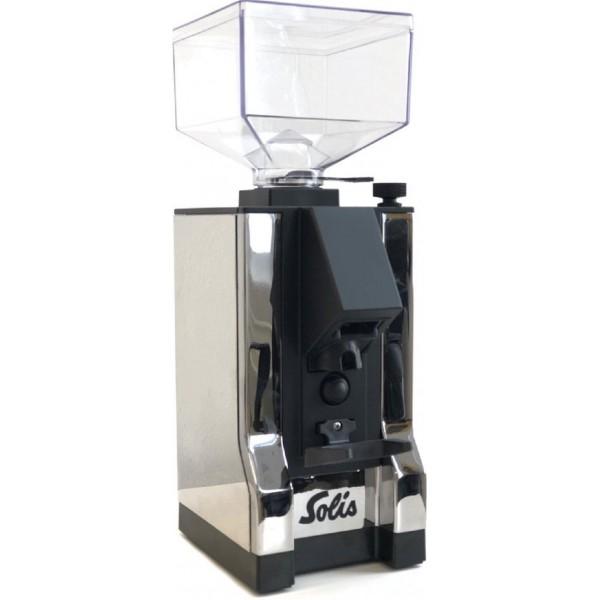 Eureka Mignon Koffiemolen Zilver (Type 1663) Solis