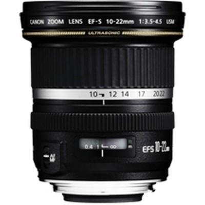 EF-S 10-22mm/F3.5-4.5 USM Canon