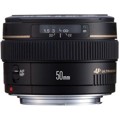 EF 50mm/F1.4 USM Canon