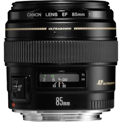 EF 85mm F/1.8 USM Canon