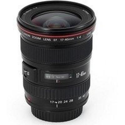 EF 17-40mm/F4.0L USM Canon