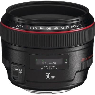 EF 50mm/F1.2L USM Canon