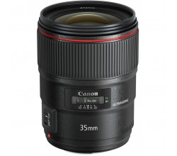 EF 35mm/F1.4 L II USM Canon
