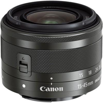 EF-M 15-45mm f/3.5-6.3 IS STM BK Canon