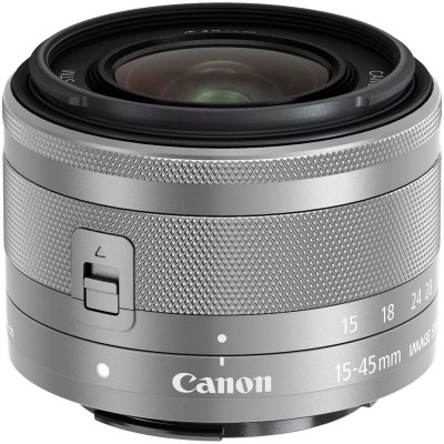 EF-M 15-45mm f/3.5-6.3 IS STM SL Canon