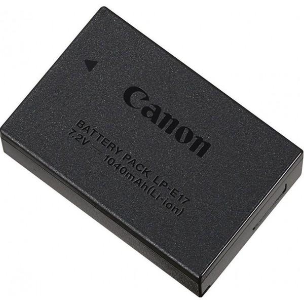 Canon Batterij Foto LP-E17 accu