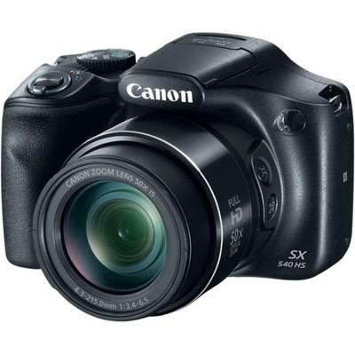 PowerShot SX540 HS Black Canon