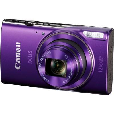 Ixus 285 HS Purple Canon