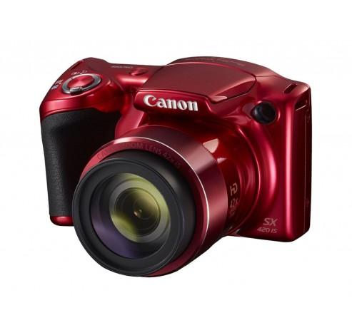 PowerShot SX420 Red  Canon