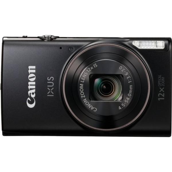 Canon Digitale fototoestellen IXUS 285 ESSENTIALS KIT Black