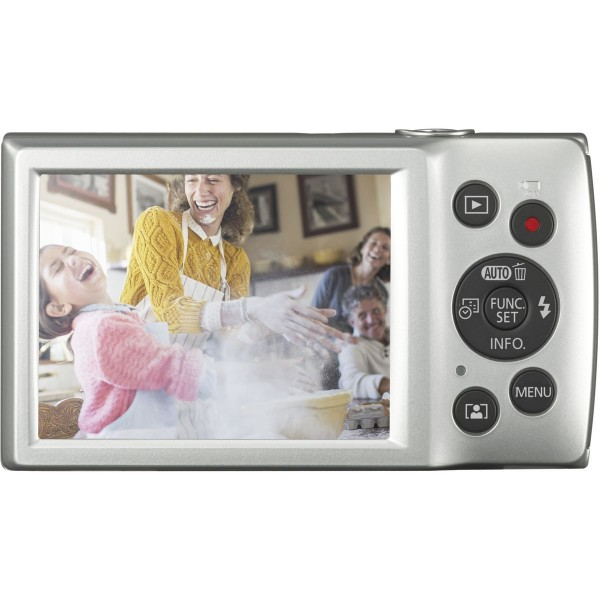 Canon Digitale fototoestellen Ixus 185 Silver