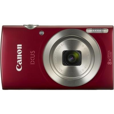 Ixus 185 Red Canon