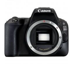 EOS 200D Body Zwart Canon