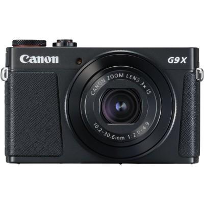 PowerShot G9X MKII Black Canon
