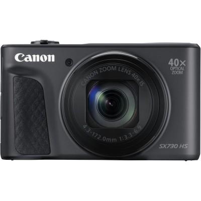 Powershot SX730 Travel kit Black Canon