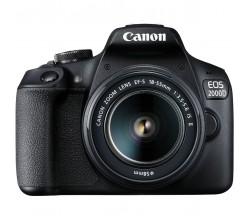 EOS 2000D + EF-S 18-55 IS II Canon