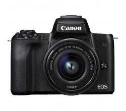 EOS M50 Zwart + 15-45 mm IS STM Canon