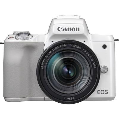 EOS M50 M18-150 White Canon