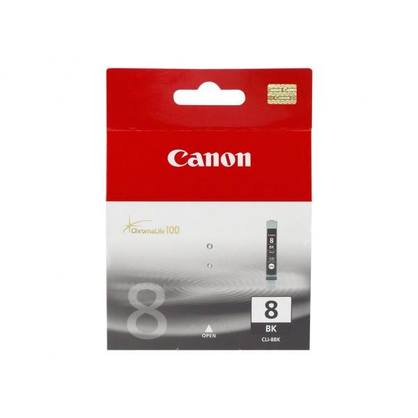 Canon Inktpatronen CLI-8BK Zwart