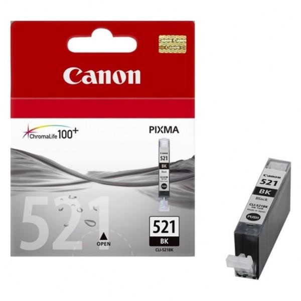 Canon CLI-521BK Zwart