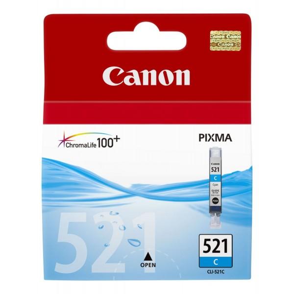 Canon Inktpatronen Inktpatroon CLI-521C Cyaan